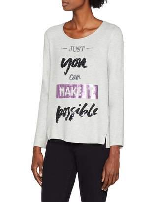 Street One Women's 312650 Longsleeve T-Shirt