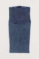 H&M MAMA Denim-look skirt