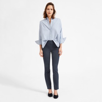 Everlane The Side-Zip Stretch Cotton Pant