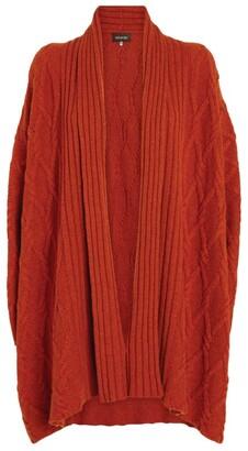 eskandar Cashmere Knitted Cardigan
