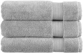 Christy Tempo Towel - Silver - Bath