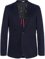 Paul Smith slim-fit jacket - men - Cotton/Spandex/Elastane/Viscose - 36