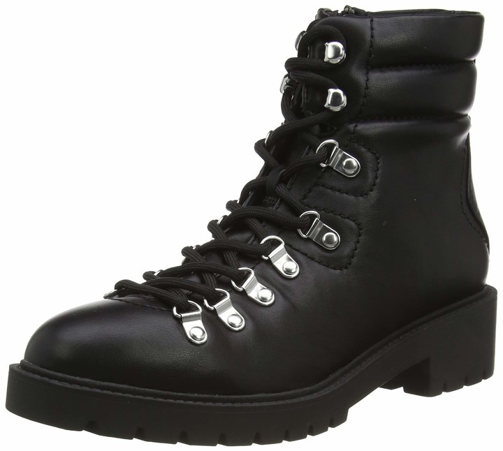 New Look Women's DABBLE - IC PU LCE DTL CHNK 41:1:S203 Ankle Boots