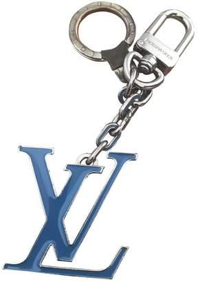 Louis Vuitton Blue Metal Bag charms