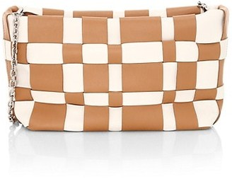 3.1 Phillip Lim Odita Lattice Leather Pouch