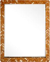 One Kings Lane Vintage Bone-Veneer Mirror
