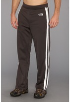 The North Face Steady Start Track Pant (Graphtie Grey/TNF White) - Apparel