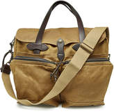 Filson 24 Hour Tin Briefcase with Leather