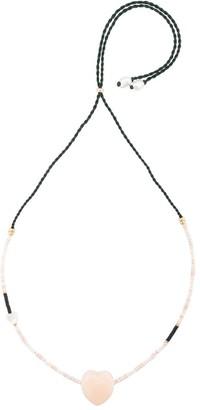 Lizzie Fortunato Pendant Necklace