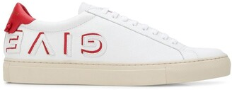 Givenchy Inverted Logo Sneakers