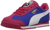 Puma Roma Basic Summer Kids Classic Style Sneaker (Toddler/Little Kid)