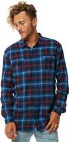 Swell Genesis Ls Shirt Blue