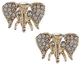 Anna & Ava Elephant Stud Earrings