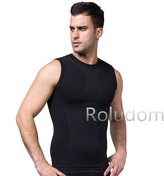 Roludom Quick Dry Tights Undershirt - Compression Base layer - Sports Muscle Tank Top
