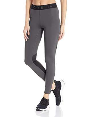 Core 10 Amazon Brand Women's Standard Lightweight Compression Full-Length Legging