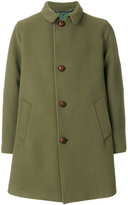 Doppiaa oversized wool coat
