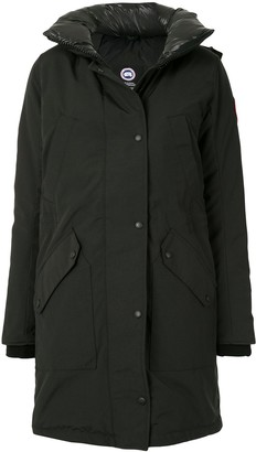 Canada Goose Alliston hooded down jacket