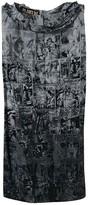 Jean Paul Gaultier Grey Cotton Skirts