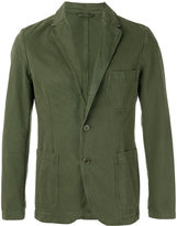 Aspesi three button blazer