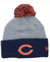 New Era Chicago Bears Heather Stated Knit Hat