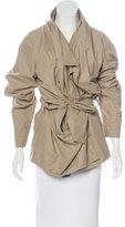 Vivienne Westwood Draped Short Coat