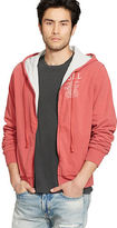 Denim & Supply Ralph Lauren Cotton Jersey Full-Zip Hoodie