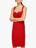 Damsel in a Dress Vida Fitted Dress, Red