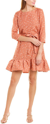 Persifor Poppy Shift Dress