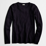 J.Crew Factory Cashmere long-sleeve T-shirt