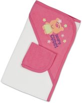 Gerber 2 Piece Bath Set, Pink