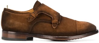 Officine Creative Emory oxford shoes