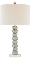 Gilt,  silver/white marble, In Stock