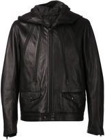 Undercover zip jacket