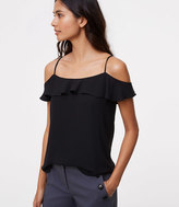 LOFT Off The Shoulder Cami