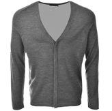 Antony Morato Wool Cardigan Grey