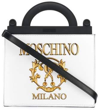 Moschino Roman Double Question Mark bag
