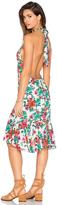 Vix Paula Hermanny Gill Dress