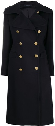 Tagliatore Avalon double breasted coat