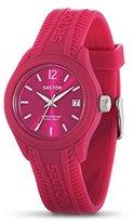 Sector Women's R3251576501 Analog Display Quartz Pink Watch
