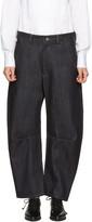 Y's Ys Indigo Rigid Jeans