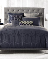 Hotel Collection Cubist King Duvet Cover