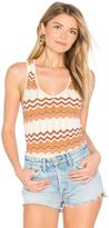 Ale By Alessandra Thais Knit Bodysuit