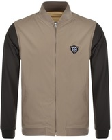 Billionaire Boys Club Flight Patch Jacket Brown