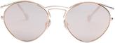 Christian Dior Origins1 mirrored sunglasses