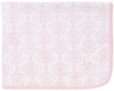 Little Me Damask Scroll Blanket, Baby Girls