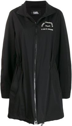 Karl Lagerfeld Paris Rue St Guillaume jacket