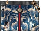 Gucci Rajah printed tote