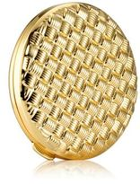 Estee Lauder Golden Weave Powder Compact