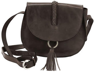 Kalencom Hadaki Ring Leather Saddle Bag
