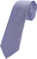 Oxford Tie Silk Light Purple Regular